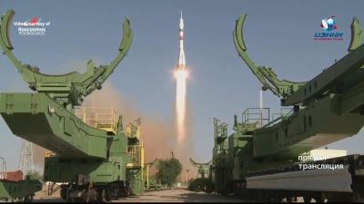 Start misji Sojuz MS-15 25 września