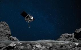 Sonda OSIRIS-REx z powodzeniem pobrała próbkę